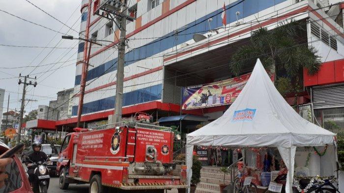 BREAKING NEWS: Pegawai Hotel Puncak Pangkalpinang Sebut Pipa Blower Meledak, Begini Kondisi Sekarang