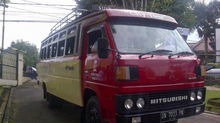 Mengenal Sejarah Mobil Pownis, Oto Penumpang Berbahan Kayu yang Legend di Bangka