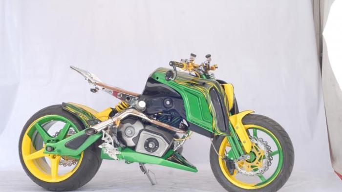 1.200 Modifikator Ikuti Kontes Modifikasi Terbesar Honda
