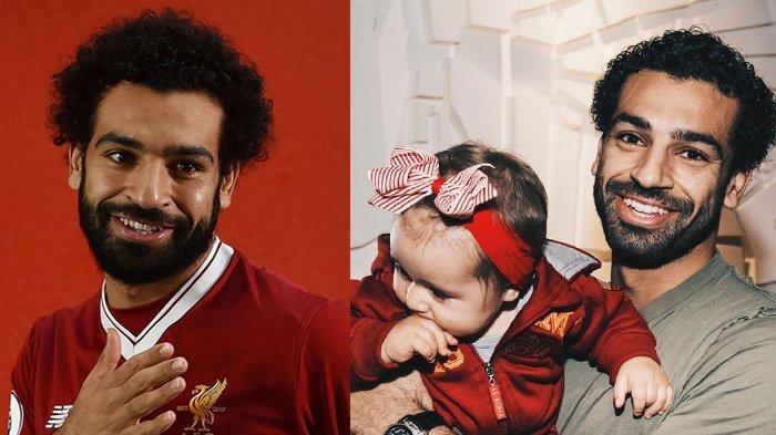 Tak Banyak yang Tahu, Ini Sosok Istri Mohamed Salah, Begini Kisah Cintanya