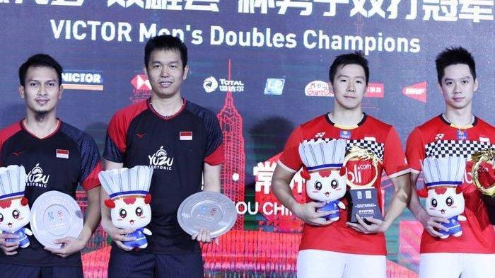 All Indonesian Final Bisa Terwujud di Olimpiade Tokyo 2020, Akankah Minions Akan Bertemu Seniornya