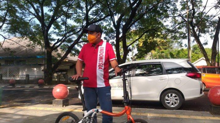 Produksi Sepeda PGK Terbatas, Padahal Tokonya Sudah Siap, Molen Beri Pelatihan UMKM Bengkel Las