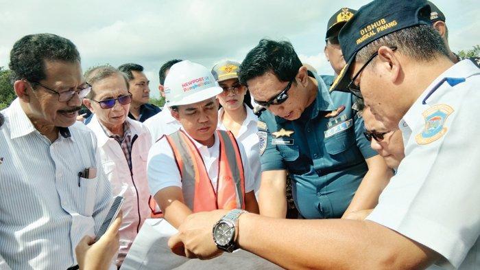 Wali Kota Dukung Sepenuhnya Pembangunan Pelabuhan Pangkalbalam, Jadi Semangat Baru Pangkapinang