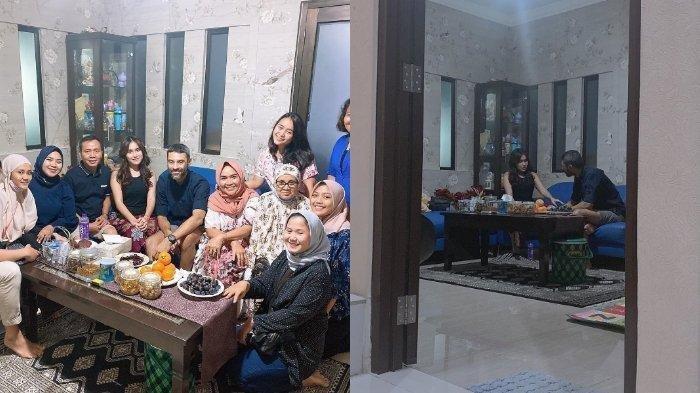 Momen Didi Riyadi di perayaan ulang tahun Ayu Ting Ting kala itu.