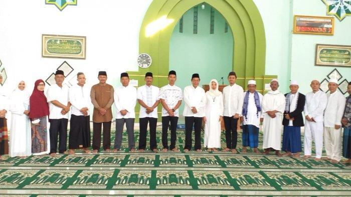 Justiar Noer Ajak Doakan Calon Jemaah Haji