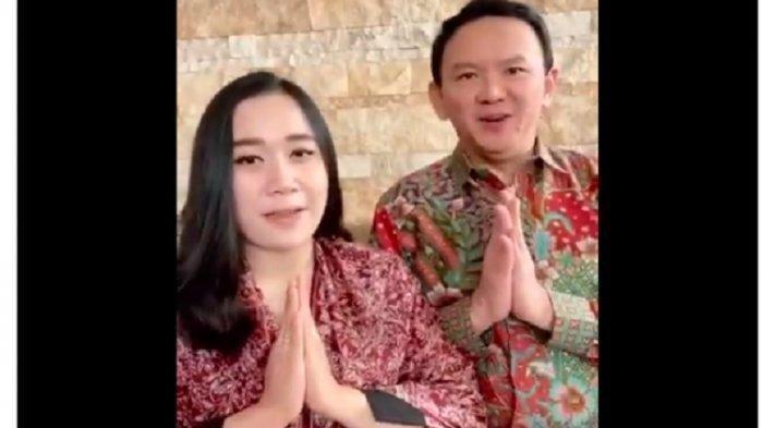 BOS Pertamina Ahok BTP dan Puput Nastiti Devi Kompak Ucap Selamat Idul Fitri