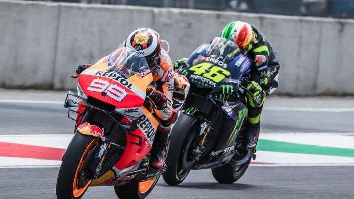 Nama Lorenzo Muncul, Apakah Bakal Jadi Pengganti Rossi di Aragon?