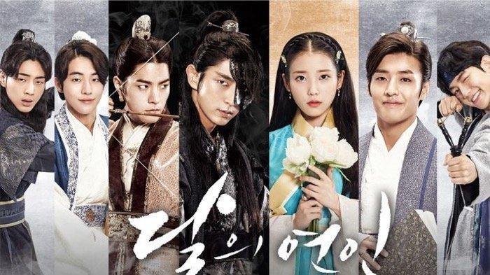 Drama Korea Moon Lovers : Scarlet Heart Ryeo, Perebutan Kekuasaan Pangeran yang Ingin Menjadi Raja