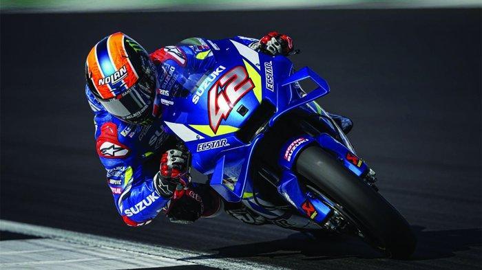 Rins Absen karena Cedera Patah Tangan, Ini Jadwal MotoGP Catalunya 2021