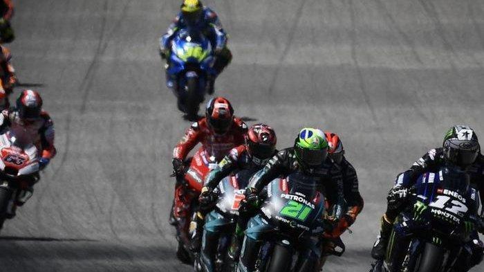 Lama Tak Tampil, Inilah Jadwal Terbaru MotoGP 2020, Sementara 12 Seri, Juli Laga Pembuka