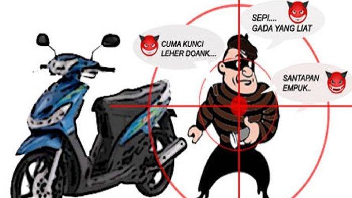 Jika Motor Kredit Hilang, Lapor ke Polisi Atau ke Leasing Dulu, Simak Penjelasannya!