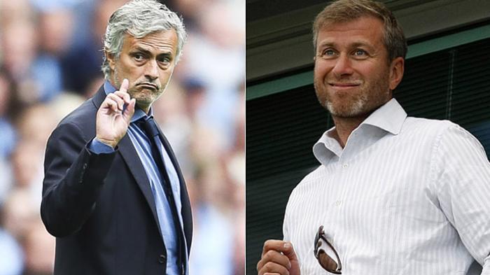 Abramovich Terpaksa Pecat Mourinho saat Makan Siang Bersama Petinggi Chelsea