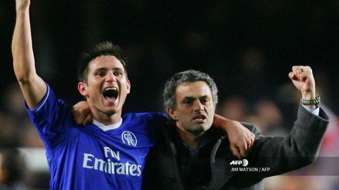 Chelsea vs Bayern Muenchen, Cerita Mourinho