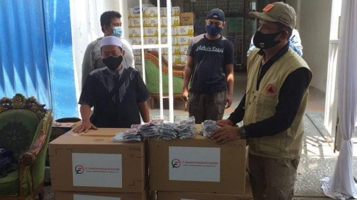 Undang 10.000 Jamaah dan Ulama Kondang, Pernikahan Putri Rizieq Shihab Difasilitasi 20.000 Masker