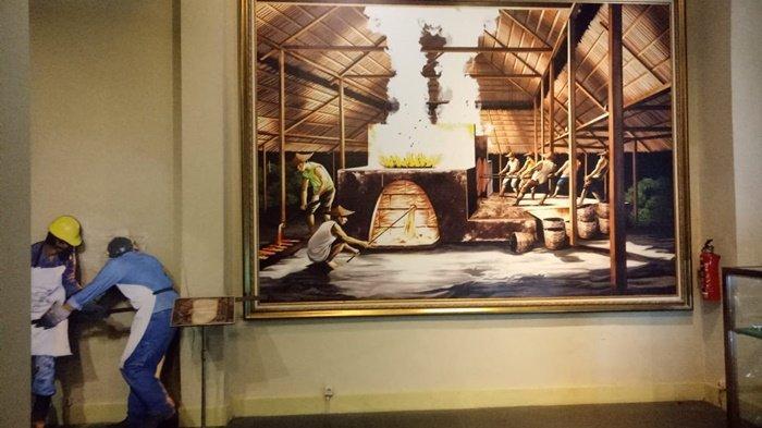 Yuk ke Museum Timah Indonesia Muntok, Ada Spot Foto Tiga Dimensi Lho, Bikin Medsosmu Instagramable