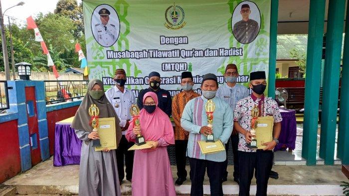 Tuan Rumah MTQH Tingkat Kecamatan,Hendry: Momentum Regenerasi Qur'ani Berakhlakul Karimah
