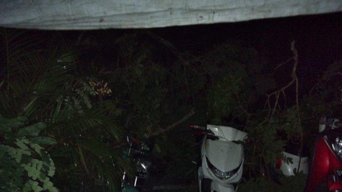 Masih Berpotensi Terjadi Angin Kencang di Wilayah Pulau Bangka, BMKG Imbau Waspada