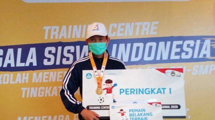 Muhammad Jumadi Akbar Tidak Menyangka Sabet Predikat 11 Besar Pemain Terbaik di Ajang GSI Nasional