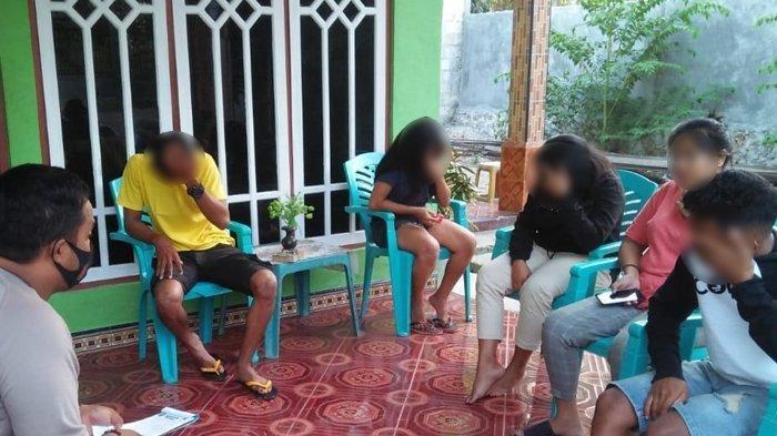 Fakta 3 Pasangan Cewek dan Cowok Gelap-gelapan di Kamar Kos, Dituding Pesta Seks Sambil Mabuk Miras