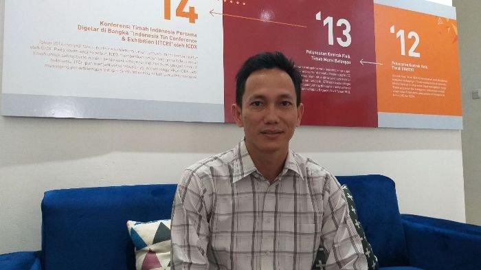 ICDX Sudah Rasakan Ekspor Timah di Bangka Belitung Anjlok Sejak 2019 Lalu