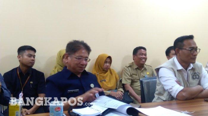 Stok di Bangka Belitung Mencapai 467.950 lembar, Warga Diminta Jangan Panik Cari Masker