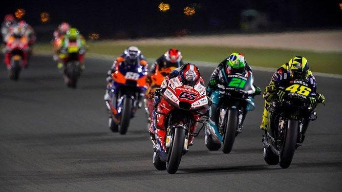 Faktor Ini yang Bikin Valentino Rossi Menggila di MotoGP Qatar