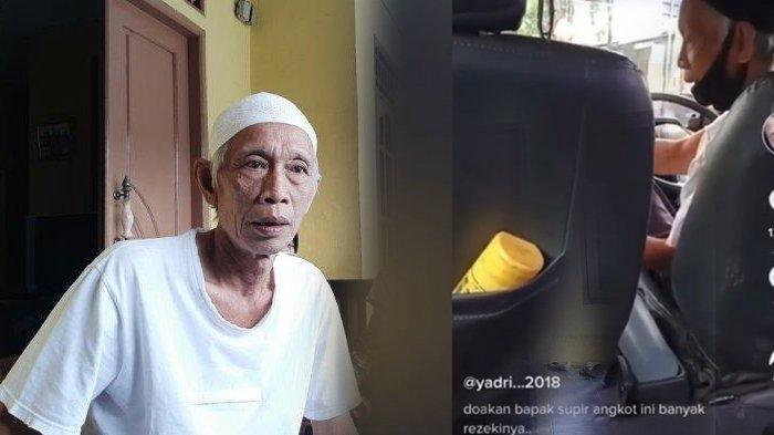 Musa Sopir yang Baik Hati, Ikhlas Dibayar Penumpang Rp 200, Namun Mendadak Kecewa Karena Orang Ini
