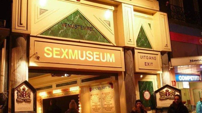 MUSEUM Seks Pertama dan Tertua di Dunia, Venustempel Sex Museum di Amsterdam