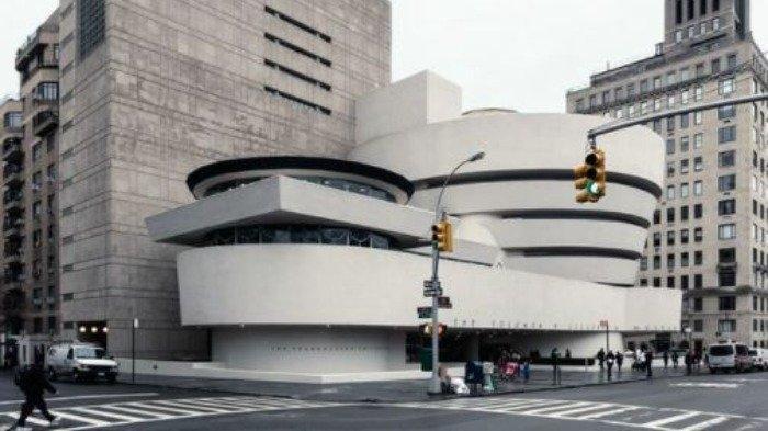 KOLEKSI Museum Solomon R. Guggenheim yang Populer di New York