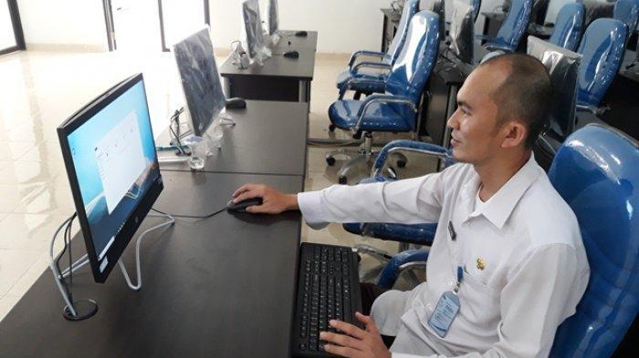 Jamin Kelancaran Uji SKD, BKPSDMD Bangka Selatan Koordinasi dengan Berbagai Instansi