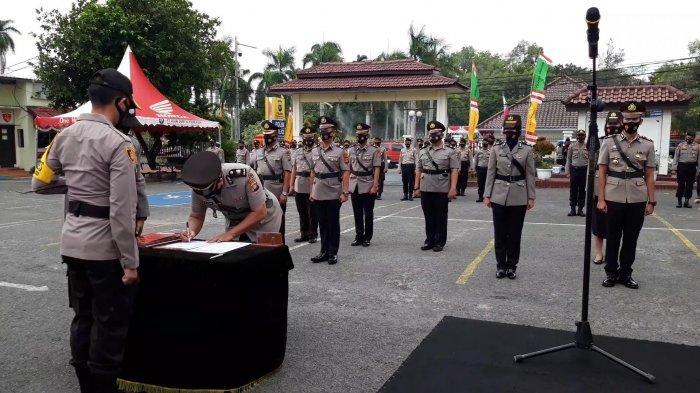 4 Perwira Polres Pangkalpinang Dirotasi, Jabatan Kabag Ops Diganti