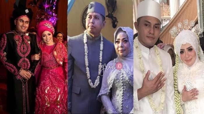 Pernah Catat Rekor MURI, Ini 4 Pesta Pernikahan Muzdalifah: Haji Nurman, Nassar Hingga Fadel Islami