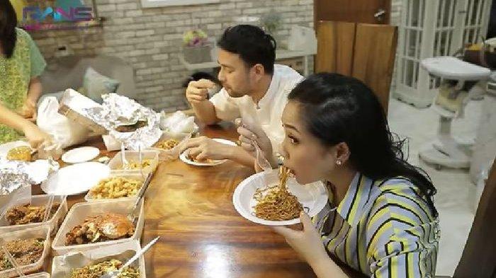 Nagita Kesal Raffi Ahmad Bayar Tagihan Makan Siang Capai Rp 13 Juta : Aku saja dari Pagi Belum Makan