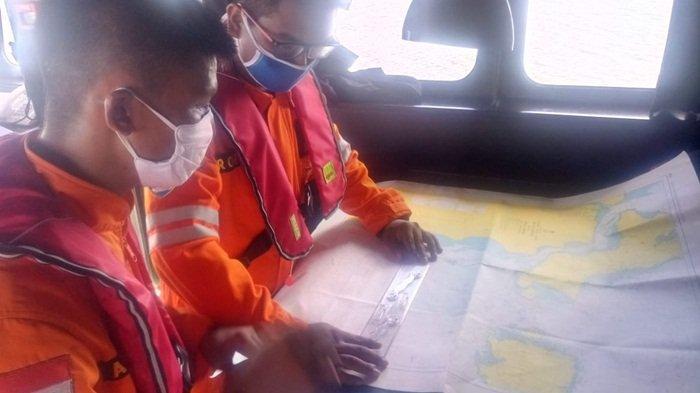 BREAKING NEWS: Tugboad Sumber Marine 5 Kirim Sinyal ke Basarnas, Diduga Kecelakaan Laut di Bangka