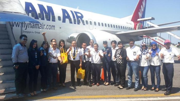 Sriwijaya Air Group Buka Dua Rute Baru