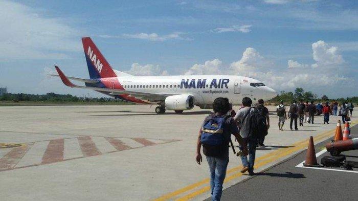 Dianggap Tak Laik Terbang, Sriwijaya Air Kandangkan 18 Pesawat Terbang, Kemhub Awasi Ketat
