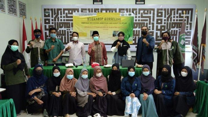 Hima Prodi BKI IAIN SAS Bangka Belitung Gelar Workshop Konseling