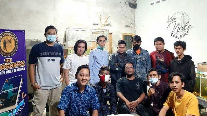 The Tanggokers, Komunitas Suka Nanggok Ikan dan Peduli Ikan Endemik Bangka Belitung - nanggok1.jpg