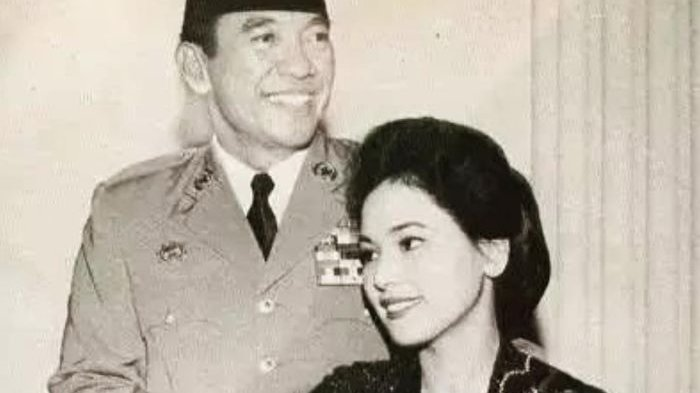 Jarang Terlihat Istri Tercantik Presiden Soekarno, Begini Sosoknya Sekarang