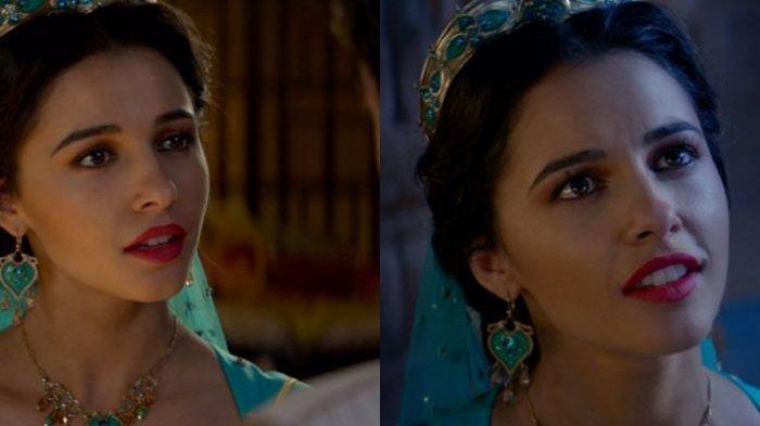 Mengenal Naomi Scott, Pemeran Putri Jasmine Film Aladdin yang Juga Istri Pemain Liga Inggris
