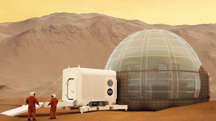 Banyak Roket Jatuh saat Diluncurkan ke Mars, Mungkinkah Manusia Bisa Mengungsi ke Planet Itu?