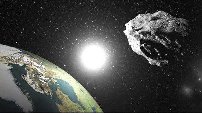 Ada Asteroid yang Dekati Bumi, Jaraknya Empat Kali ke Bulan, Lapan Ungkap Dampaknya ke Bumi