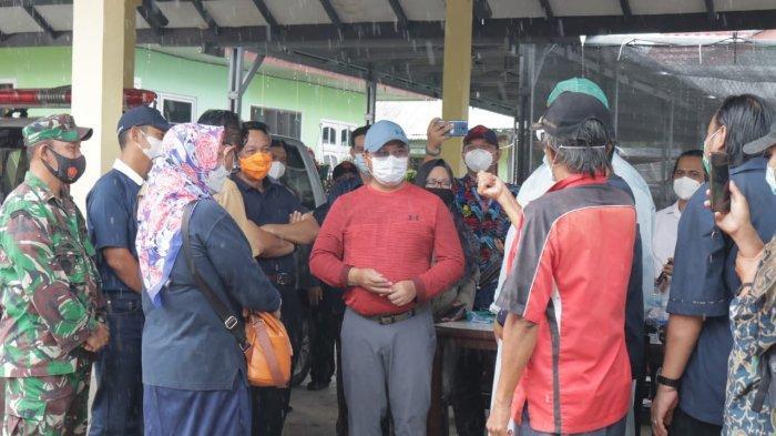 2.011 Pegawai Pendidikan di Bangka Belitung Sudah Divaksinasi, M Soleh Minta Jangan Takut Divaksin