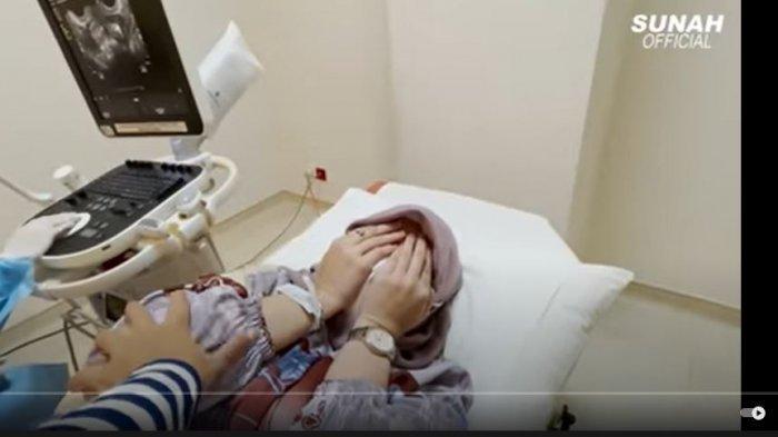 Nathalie Holscher Terus Menangis saat Dinyatakan Hamil 5 Minggu, Dokter Sebut Penyebabnya