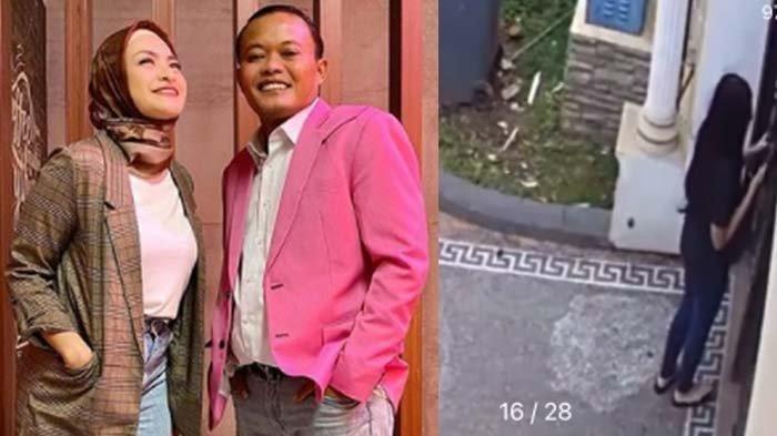Nathalie Holscher Marah dan Labrak Wanita yang Masuk Rumah Sule Diam-diam, Ibu Tiri Ferdi: Hayo Lho!