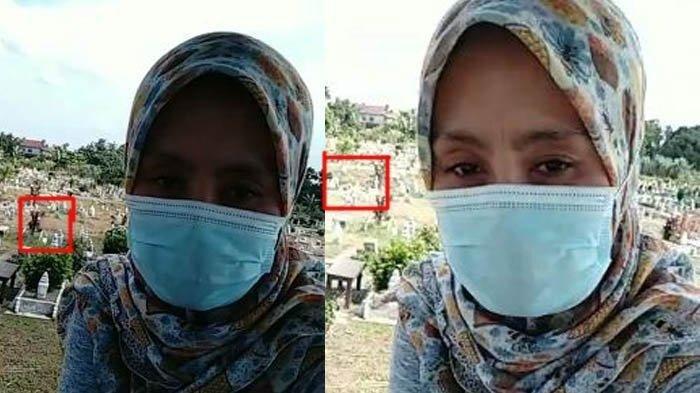 Video Viral Disebut Jeritan dari Alam Kubur, Wanita Ini Sebut Awalnya Hanya Rekam Suasana Angin