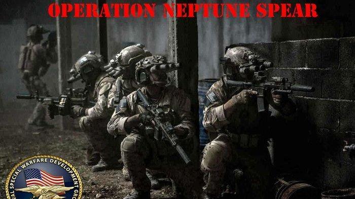 Aksi Navy Seal, pasukan khusus terbaik dunia, saat meringkus Osama Bin Laden.
