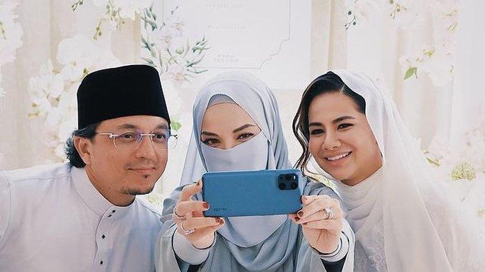 Pernikahan Neelofa Adik Ipar Engku Emran Bermasalah hingga Diselidiki Polisi Malaysia