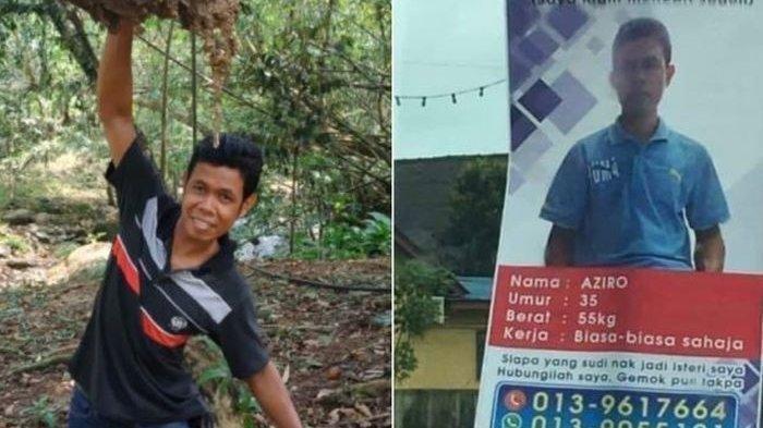 NEKAT Pasang Iklan Cari Jodoh di Baliho Pinggir Jalan, Pria Ini Sukses Temukan Wanita Idamannya