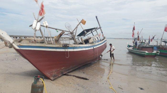 Nelayan Pusuk Resah, Marak Aksi Pencurian Mesin Tempel